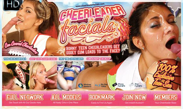 cheerleaderfacials