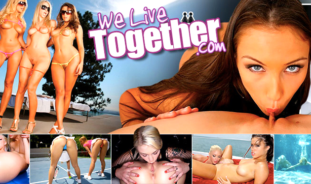 welivetogether is the best pay porn site for lesbian porn videos