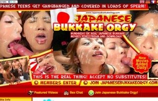 Japanese bukkake orgy best pay porn sites for bukkake