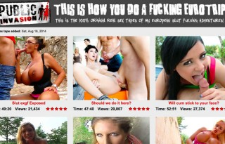 publicinvasion review top pay porn sites for public fucks