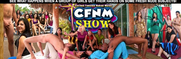 cfnmshow is the most awesome paid adult website if you're up for class-A hardcore material