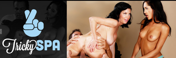 trickyspa is the most popular massage porn website featuring awesome hardcore movies